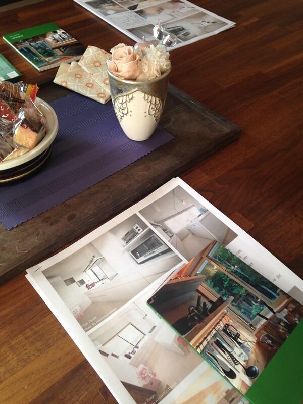 自分仕様のキッチン実例講座と配布資料