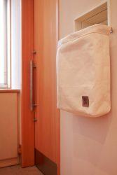 帆布のポスト袋