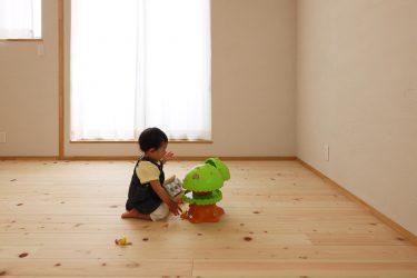 見守られたやさしい子ども部屋