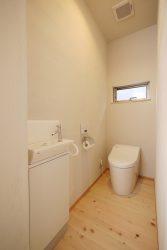 ステンレスのペーパーホルダー、スリムなTOTOの手洗いキャビネットのトイレ