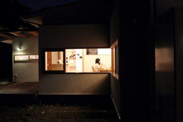 とても温かい雰囲気の家になりました