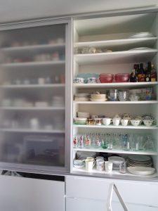 食器をたっぷり収納できるキッチン収納