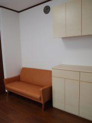 リビング収納と隣り合うソファもセレクト(2期工事)