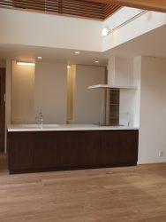 「家具」として暮らしの一部となるようなキッチン