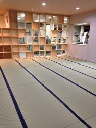 畳のショールーム
