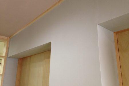 漆喰塗料の壁・天井